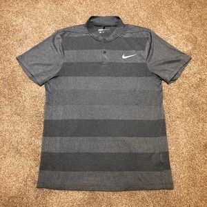 Nike Golf Snap Button Men's Polo Shirt